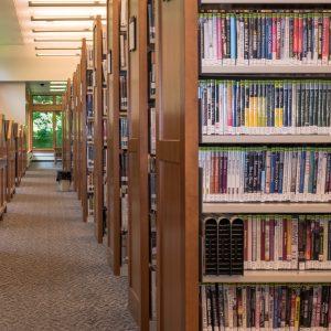 Video Games on a Bookshelf