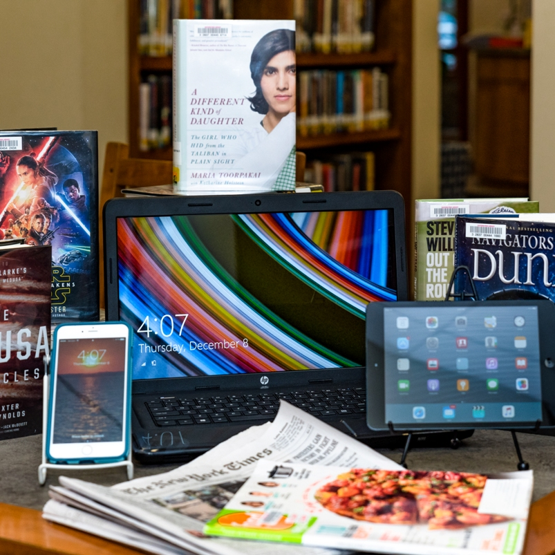 Technology at Suffern Library