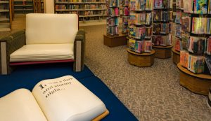 Children's Room Furniture Suffern Library