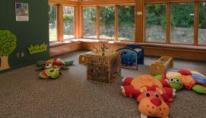Kid's Corner at Suffern Free Library